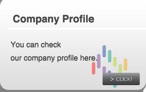 Company profileパネル glay