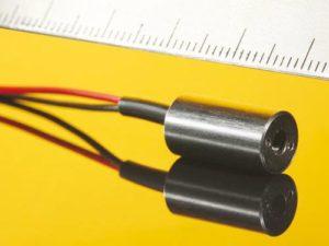 小型レーザーモジュール