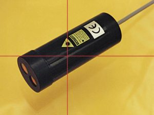 crossline-lasermodule
